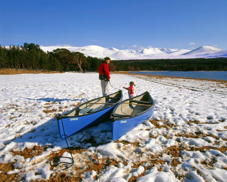 Loch Morlich Glenmore