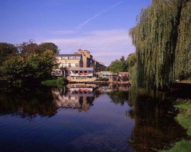 The Granta Inn River Cam Cambridge