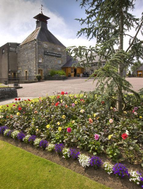 0I5D0405 Glenfiddich Distillery Dufftown Aberdeenshire