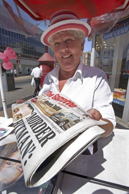Stella The Blackpool Gazette Sales Person