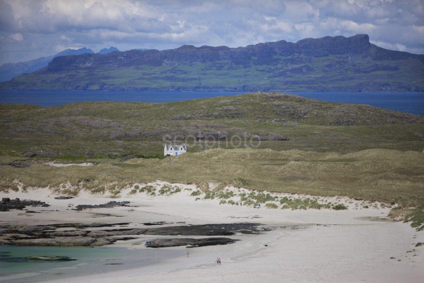 Island Of Eigg From Sanna Ardnamurchan