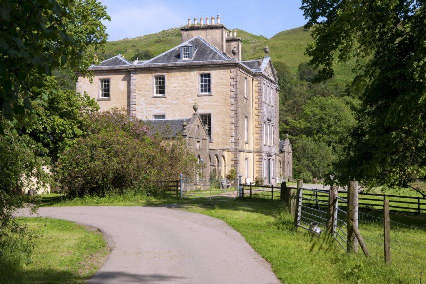 Barbreck House Nr Ardfern Argyll