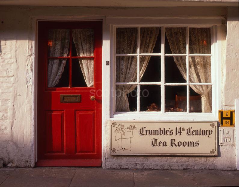 Tearoom Grumbles York