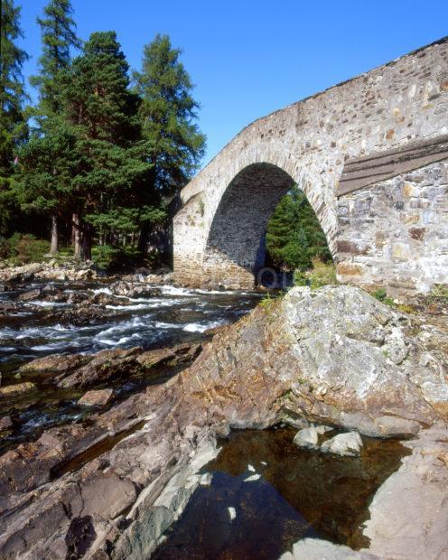 The Old Dee Bridge Invercauld Bridge