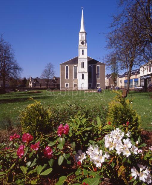 Strathaven Village Church Lanarkshire