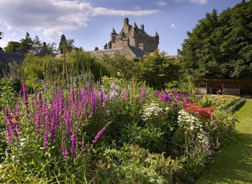 0I5D8904 Cawdor Castle From Gardens Nairnshire