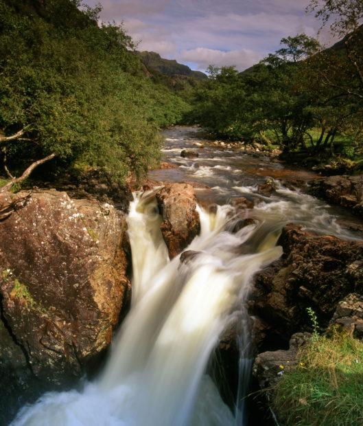 Lower Falls Gen Nevis