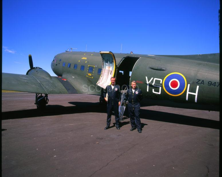 Battle Of Britain Flight DC3 WEB