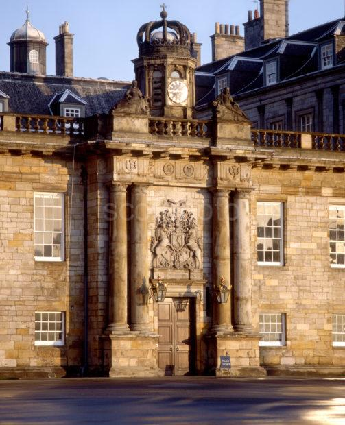 Holyrood Palace Palace Of Holyrood Edinburgh