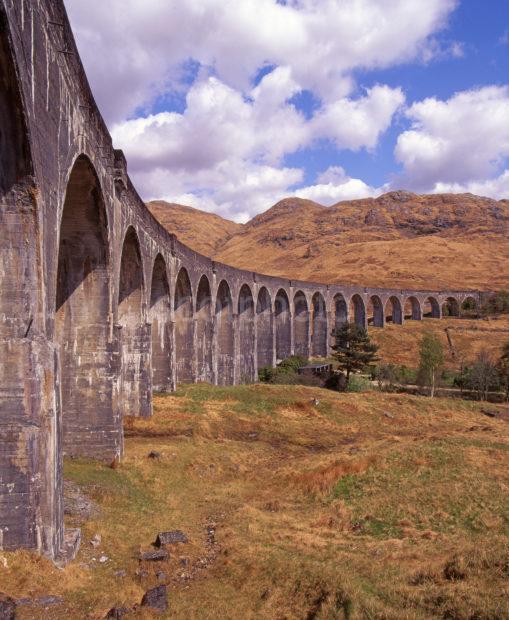 Dd8ffd8a Glenfinnan Viaduct Portrait