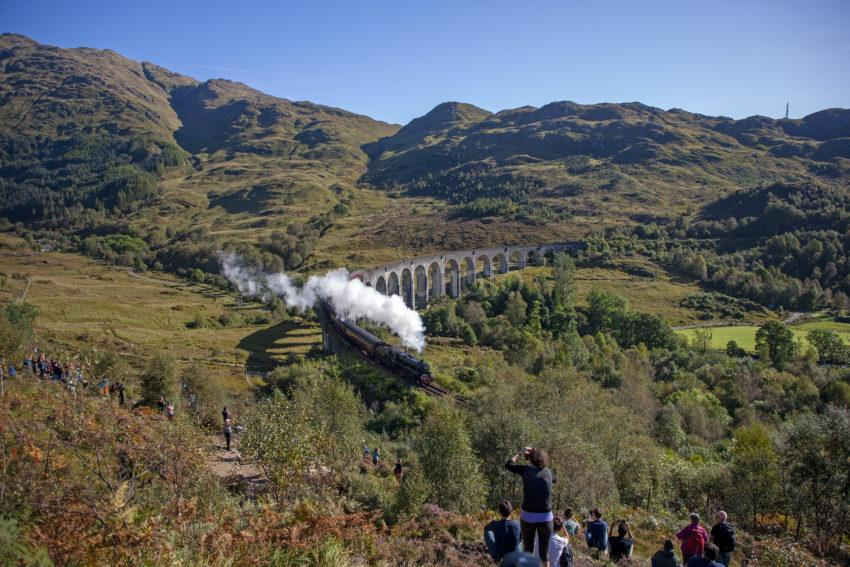 C2e041dc 1z6e9986 Steam Train Glenfinnan 2019
