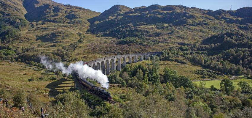 95d3aa78 1z6e9986 Steam Train Glenfinnan 2019 Panoramic