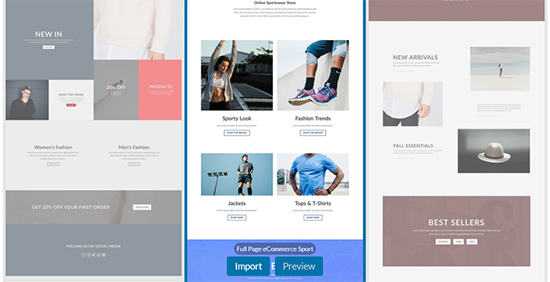 pre-designed-drop-shipping-layouts