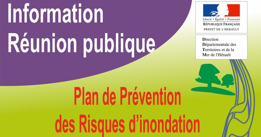 Risque inondation : réunion publique le 4 juillet à Mougins