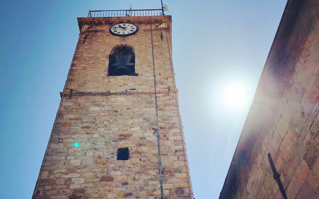 Nouveau : la visite du clocher pour en prendre plein la vue !