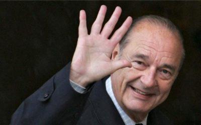 Mougins et les Mouginois rendent hommage à Jacques Chirac