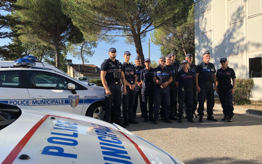 La police de proximité au contact des citoyens