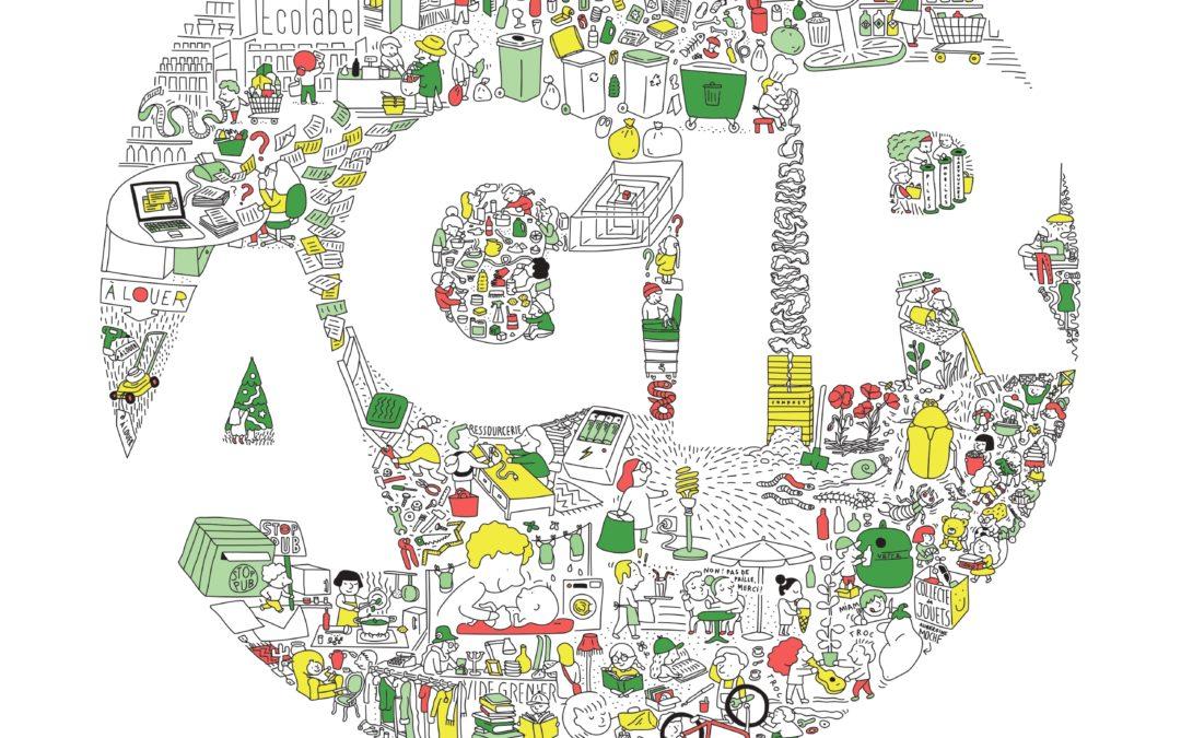 Semaine européenne de réduction des déchets du 16 au 24 novembre à Mougins
