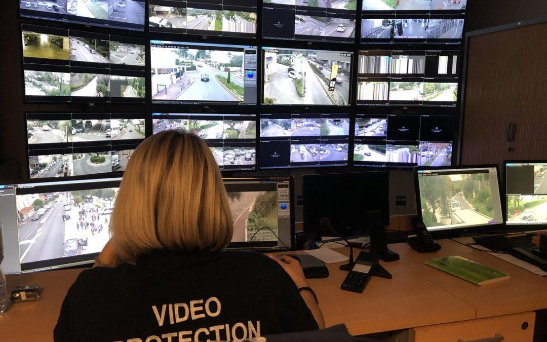 Videoprotection : bientôt des caméras à lecture de plaques