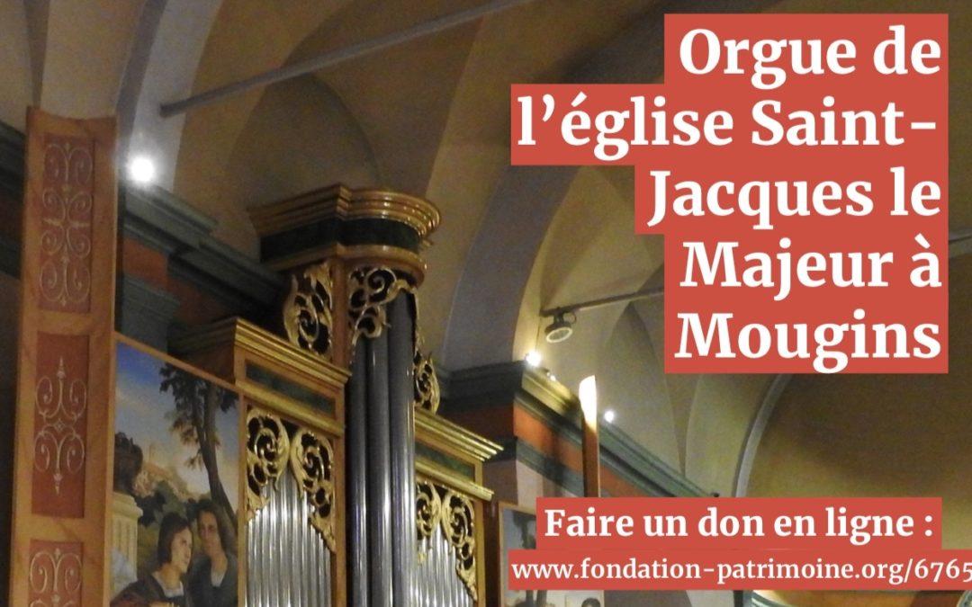 Appel aux dons pour la restauration de l'église Saint-Jacques le Majeur