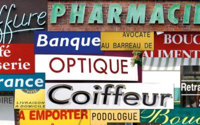 Avis d'enquête publique : révision du règlement local de publicité