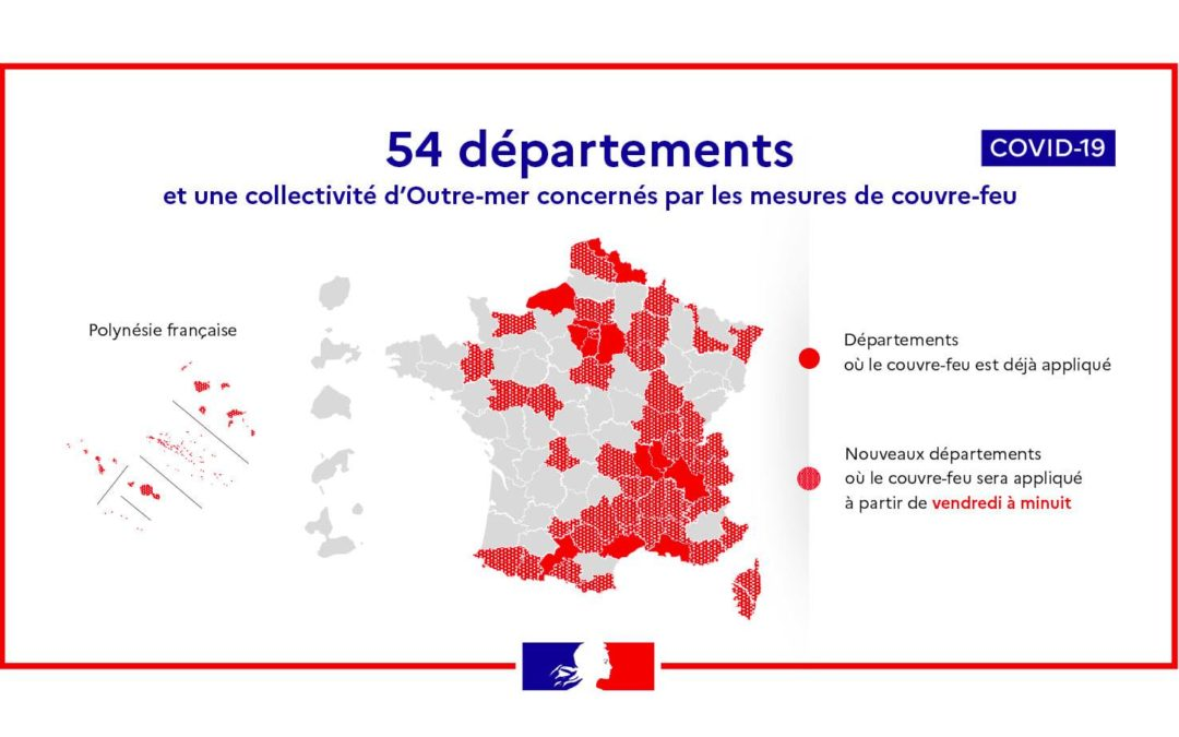 Couvre-feu dans les Alpes-Maritimes : quelles sont les règles ?