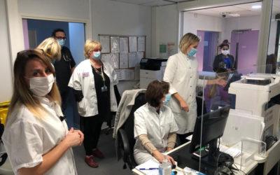 Centre vaccination Covid-19 : mise en place d'un nouveau dispositif d'enregistrement