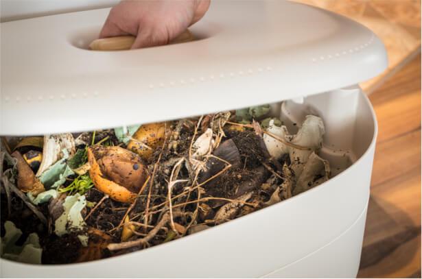 En appartement ou en maison : lancez-vous dans le compostage !