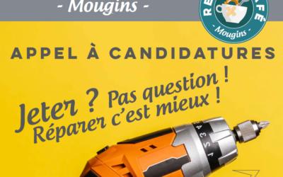 Repair Café : Appel à candidature !