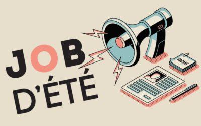 La Ville de Mougins recherche en job d'été étudiant, pour le Centre de la photographie : un agent d'accueil et de surveillance (H/F)