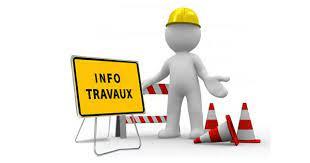 Infos pratiques : travaux en cours sur la commune à partir du 11 octobre