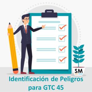 identificar peligros con GTC