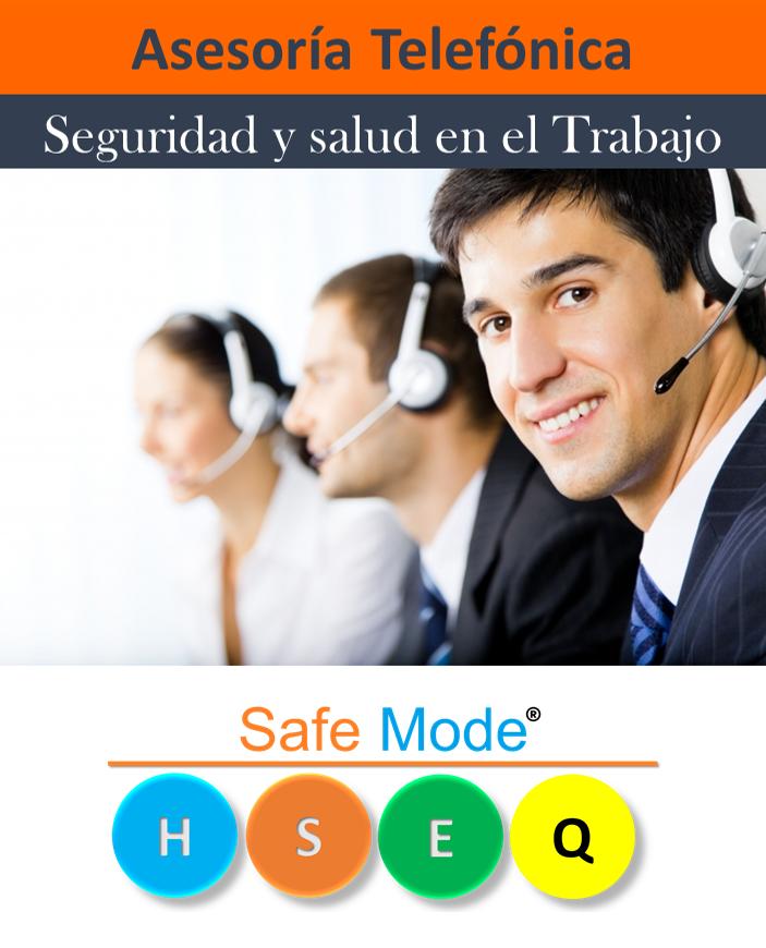 Asesoría Telefónica SST