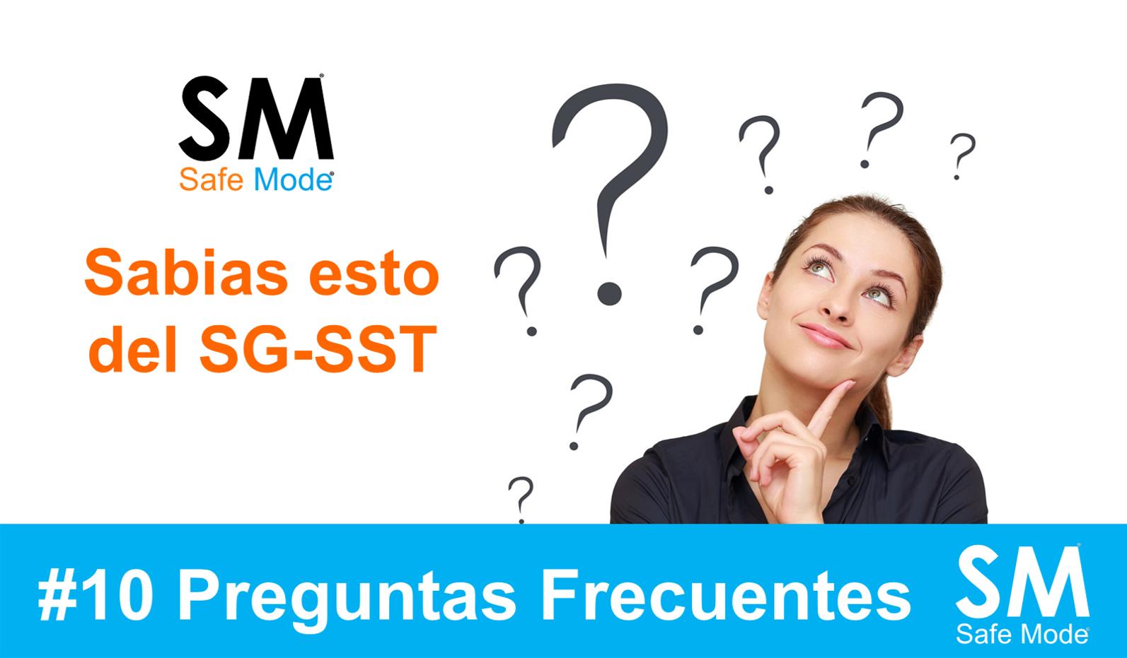Preguntas del SGSST