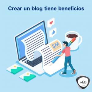 blog de artículos para empresa