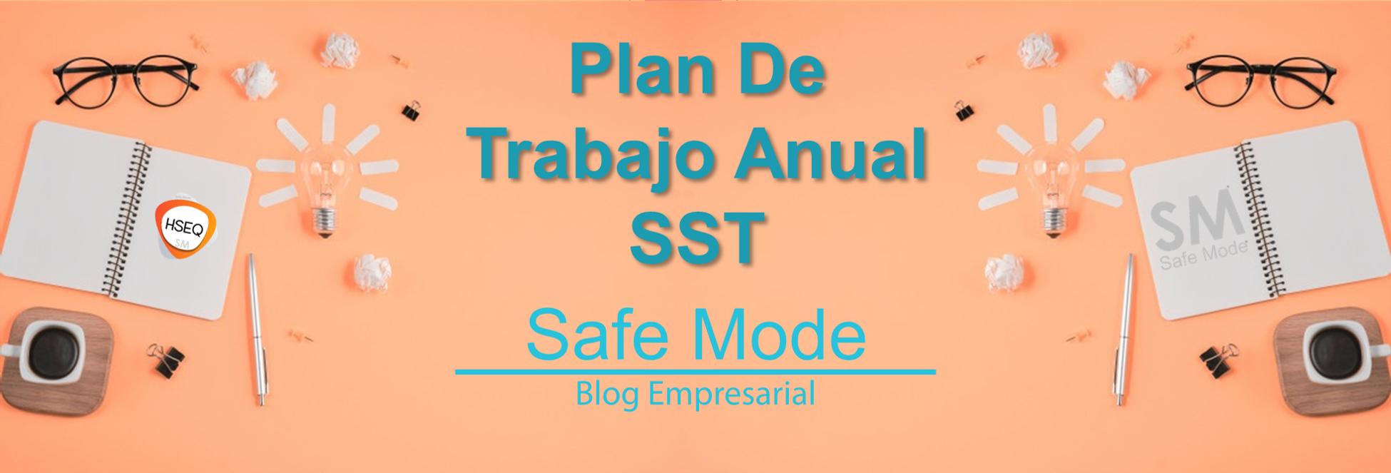 Todo sobre el plan de trabajo SST