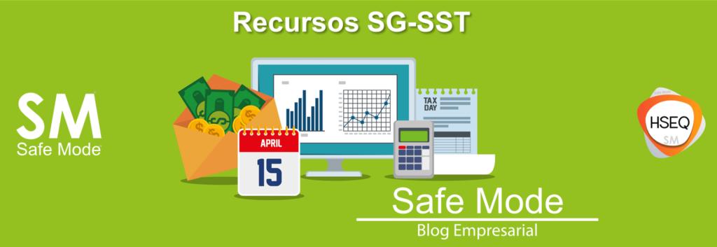 Recursos SG-SST