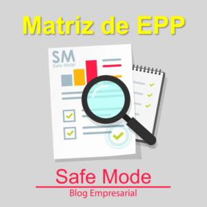Como crear matriz de EPP