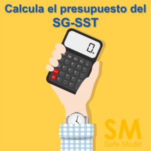 Proyectar el valor del SG-SST