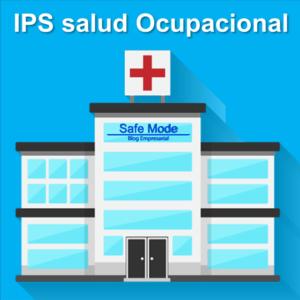 nstitución Prestadora de Servicios de Salud ocupacional
