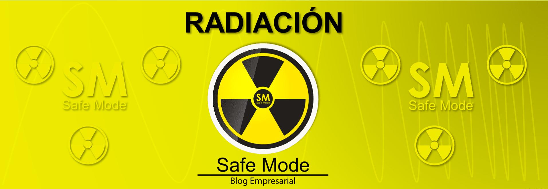 Radiación como riesgo físico