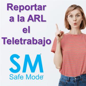 importante reportar a la ARL