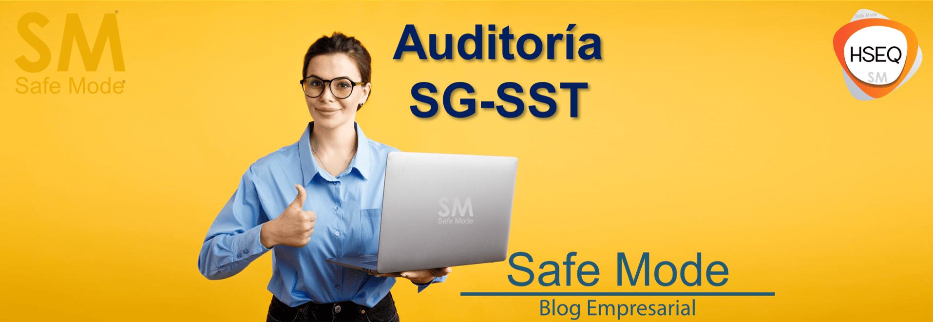 Asi son las auditorias del SG-SST