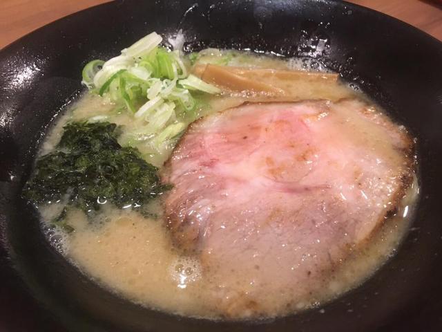 超濃厚豚骨らー麺