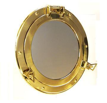 spegelventil mässing