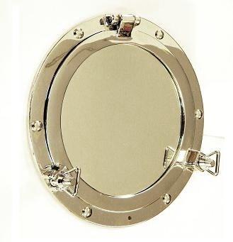 spegelventil krom