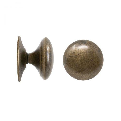 Knopp 30mm antikbehandlad