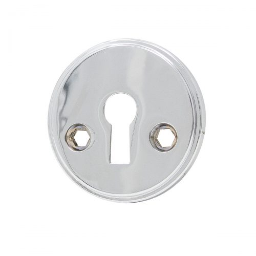 nyckelskylt blank krom silver innerdörr toalettdörr