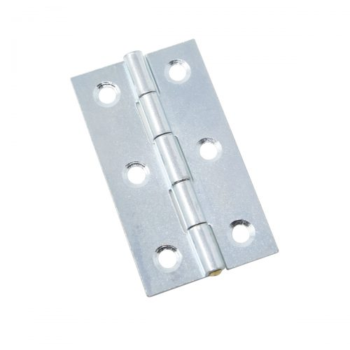 ledgångjärn 65 x 15 mm zink silver metall för skåp dörrar luckor lådor möbler