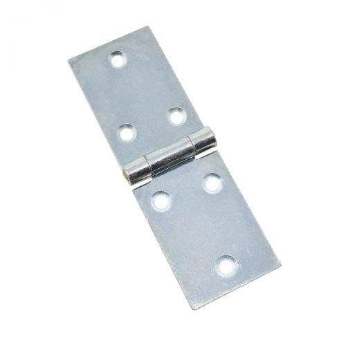 ledgångjärn 50 x 70 mm zink silver metall för skåp dörrar luckor lådor möbler
